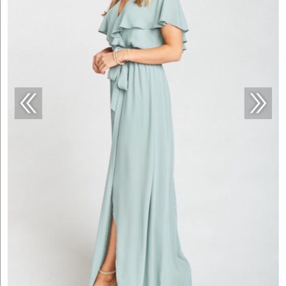 Show Me Your MuMu Dresses | Audrey Bridesmaid Dress | Poshmark